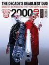 Cover for 2000 AD (Rebellion, 2001 series) #1665