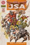 Cover for JSA: Que se Haga Justicia (NORMA Editorial, 2004 series)
