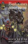 Cover for Batman / Judge Dredd: Morir de risa (NORMA Editorial, 2000 series) #1