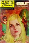 Cover for Classics Illustrated (Gilberton, 1947 series) #99 - Hamlet [HRN 169]