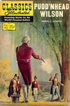 Cover for Classics Illustrated (Gilberton, 1947 series) #93 [O] - Pudd'nhead Wilson [New Painted Cover]