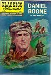 Cover for Classics Illustrated (Gilberton, 1947 series) #96 - Daniel Boone [HRN 166]