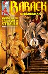Cover for Barack the Barbarian Vol. 1: Quest for the Treasure of Stimuli (Devil's Due Publishing, 2009 series) #4