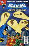 Cover for Batman: The Brave and the Bold (DC, 2009 series) #13