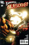 Cover for The Outsiders (DC, 2009 series) #26
