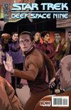 Cover for Star Trek: Deep Space Nine: Fool's Gold (IDW, 2009 series) #2 [Cover A]