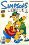 Cover for Simpsons Comics (Bongo, 1993 series) #162