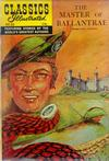 Cover for Classics Illustrated (Gilberton, 1947 series) #82 [HRN 166] - The Master of Ballantrae [Second Painted Cover]