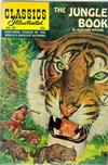 Cover for Classics Illustrated (Gilberton, 1947 series) #83 [HRN 166] - The Jungle Book