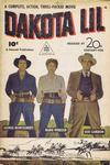 Cover for Dakota Lil (Export Publishing, 1949 series) #[nn]