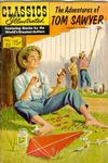 Cover for Classics Illustrated (Gilberton, 1947 series) #50 [O] - The Adventures of Tom Sawyer [Painted Cover]