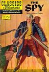 Cover for Classics Illustrated (Gilberton, 1947 series) #51 [O] - The Spy [Painted Cover]