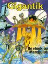 Cover for Gigantik (Novedi, 1981 series) #4 - De vloek op Mandjulus