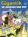 Cover for Gigantik (Novedi, 1981 series) #5 - De heerser van Dop