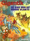 Cover for Gigantik (Novedi, 1981 series) #7 - De god van de Dorre Vlakte