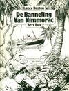 Cover for Lance Barton - De banneling van Nimmorac (Oberon, 1980 series)