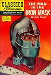 Cover for Classics Illustrated (Gilberton, 1947 series) #54 [HRN 142] - The Man in the Iron Mask