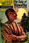 Cover for Classics Illustrated (Gilberton, 1947 series) #57 [HRN 134] - The Song of Hiawatha