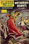 Cover for Classics Illustrated (Gilberton, 1947 series) #59 [HRN 156] - Wuthering Heights