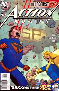 Cover Thumbnail for Action Comics (DC, 1938 series) #885