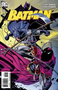 Cover Thumbnail for Batman (DC, 1940 series) #695
