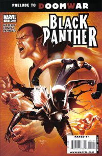 Cover Thumbnail for Black Panther (Marvel, 2009 series) #12