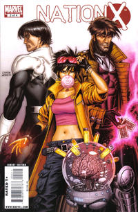 Cover Thumbnail for Nation X (Marvel, 2010 series) #2
