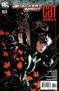 Cover Thumbnail for Catwoman (DC, 2002 series) #83
