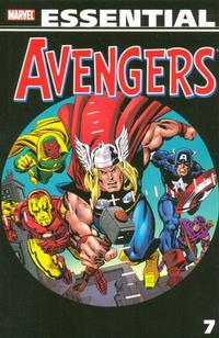 Cover Thumbnail for Essential Avengers (Marvel, 1999 series) #7