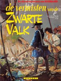 Cover Thumbnail for Roodbaard (Novedi, 1982 series) #20 - De vermisten van de Zwarte Valk