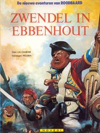 Cover for Roodbaard (Novedi, 1982 series) #21 - Zwendel in ebbenhout