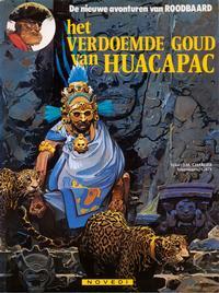 Cover Thumbnail for Roodbaard (Novedi, 1982 series) #22 - Het verdoemde goud van Huacapac