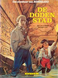Cover Thumbnail for Roodbaard (Novedi, 1982 series) #23 - De dodenstad
