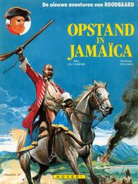 Cover Thumbnail for Roodbaard (Novedi, 1982 series) #24 - Opstand in Jamaica