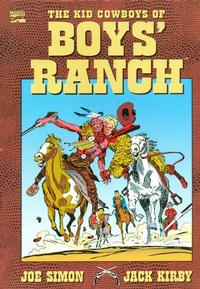Cover Thumbnail for Boys' Ranch (Marvel, 1992 series)