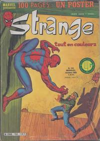 Cover Thumbnail for Strange (Editions Lug, 1970 series) #154