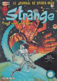 Cover Thumbnail for Strange (Editions Lug, 1970 series) #156