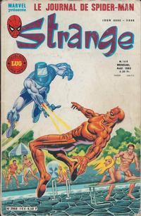 Cover Thumbnail for Strange (Editions Lug, 1970 series) #164
