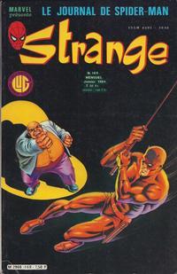 Cover Thumbnail for Strange (Editions Lug, 1970 series) #169