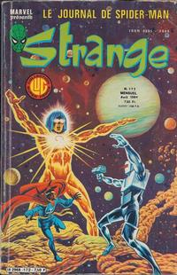 Cover Thumbnail for Strange (Editions Lug, 1970 series) #172
