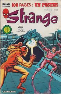 Cover Thumbnail for Strange (Editions Lug, 1970 series) #174