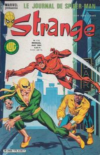 Cover Thumbnail for Strange (Editions Lug, 1970 series) #176