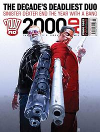 Cover Thumbnail for 2000 AD (Rebellion, 2001 series) #1665
