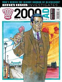 Cover Thumbnail for 2000 AD (Rebellion, 2001 series) #1666