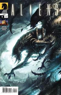 Cover Thumbnail for Aliens (Dark Horse, 2009 series) #4