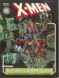 Cover Thumbnail for X-Men, Les étranges (Editions Lug, 1983 series) #3