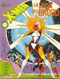 Cover Thumbnail for X-Men, Les étranges (Editions Lug, 1983 series) #7