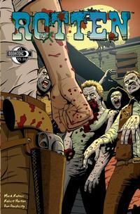 Cover Thumbnail for Rotten (Moonstone, 2009 series) #1