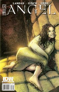 Cover Thumbnail for Angel (IDW, 2009 series) #24 [Cover A - Franco Urru]