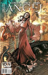 Cover Thumbnail for Angel (IDW, 2009 series) #25 [Cover A - Franco Urru]